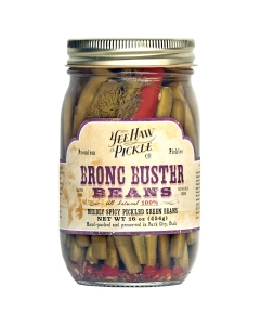 Bronc Buster Beans