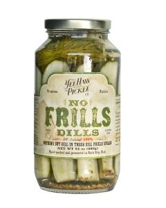 No Frills Dills
